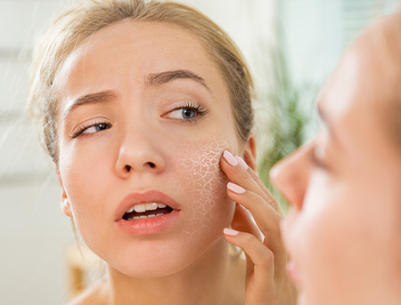 Face of Jules provides many dry and dull skin care treatment services in Los Angeles.