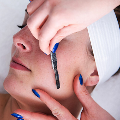 Dermaplaning Facials at Face of Jules Los Angeles Facial Spa