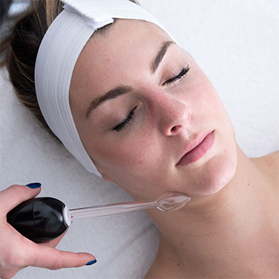 High Frequency Facials at Face of Jules Los Angeles Facial Spa