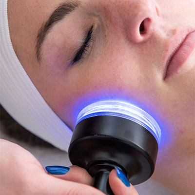 Ultrasound Face Treatment at Face of Jules Los Angeles Facial Spa